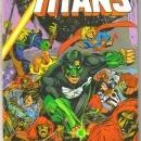 The New Titans #125 comic book near mint 9.4