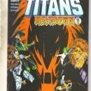 The New Titans #129 comic book near mint 9.4