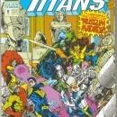 The New Titans Annual #8 comic book  mint 9.8