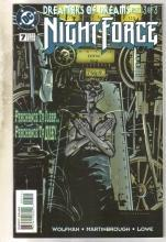 Night Force #7 comic book mint 9.8