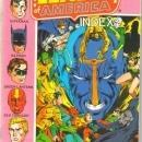 Official Justice League of America Index #4 very fine 8.0