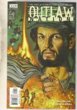 Outlaw Nation #1 Vertigo comic book near mint 9.4