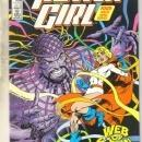 Power Girl #4 comic book near mint 9.4