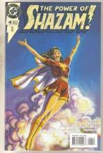 Power of Shazam #4 comic book near mint 9.4