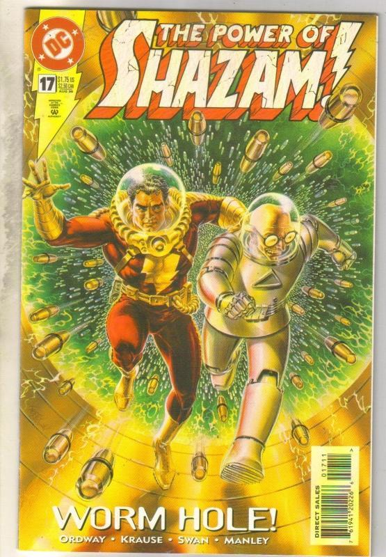Power of Shazam #17 comic book mint 9.8