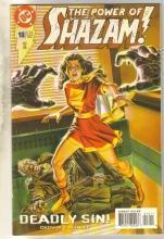Power of Shazam #18 comic book near mint 9.4