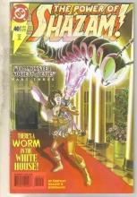 Power of Shazam #40 comic book near mint 9.4