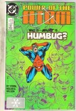 Power of the Atom #10 comic book near mint 9.4
