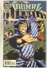Primal Force #3 comic book near mint 9.4