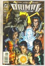 Primal Force #8 comic book near mint 9.4