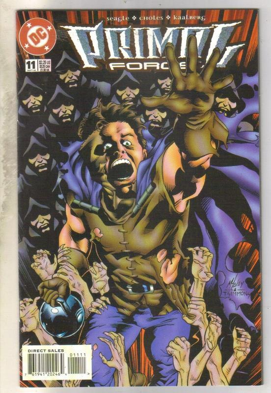Primal Force #11 comic book near mint 9.4