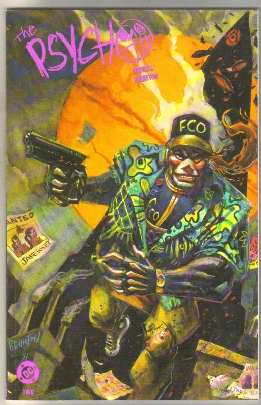 Psycho #2 comic book mint 9.8