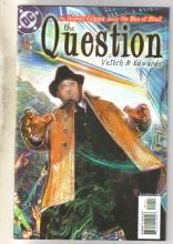 The Question #1 comic book mint 9.8