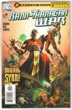 Rann-Thanagar War #4 comic book mint 9.8