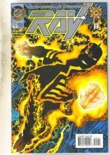 The Ray #0 comic book mint 9.8
