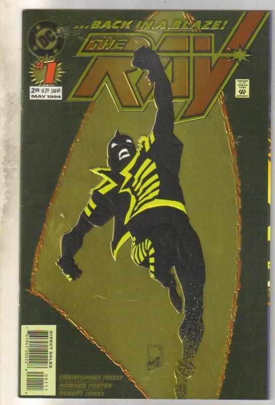 The Ray #1 comic book near mint 9.4