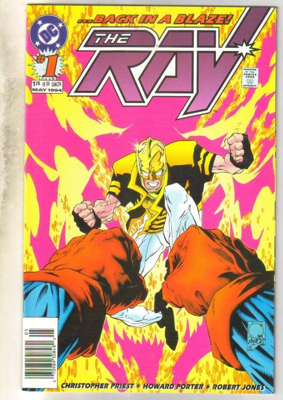 The Ray #1 comic book near mint 9.4
