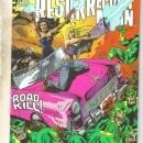 Resurrection Man #6 comic book near mint 9.4