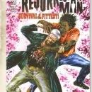Resurrection Man #12 comic book near mint 9.4