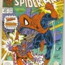 Amazing Spider-man #327 comic book near mint 9.4
