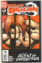 Richard Dragon #8 comic book near mint 9.4