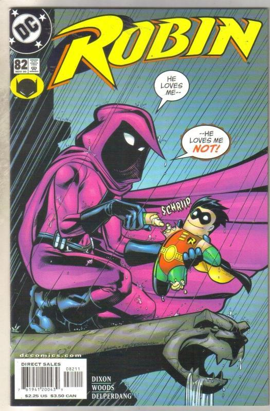 Robin #82 comic book near mint 9.4