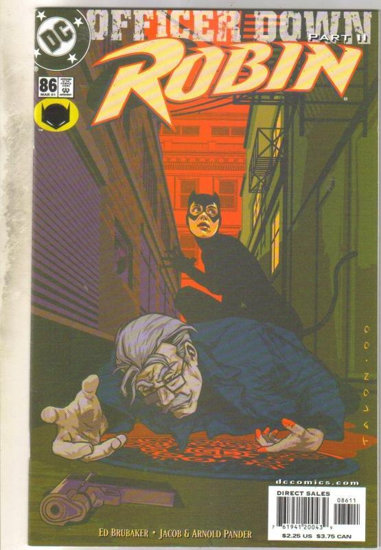 Robin #86 comic book mint 9.8