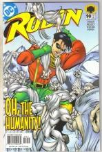 Robin #90 comic book mint 9.8