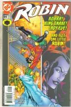 Robin #91 comic book mint 9.8