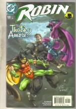 Robin #109 comic book mint 9.8