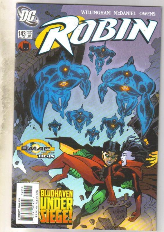 Robin #143 comic book near mint 9.4