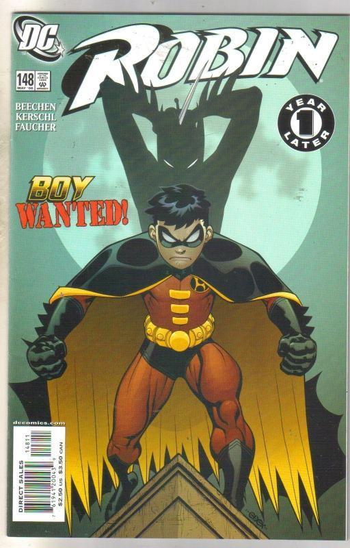 Robin #148 comic book near mint 9.4