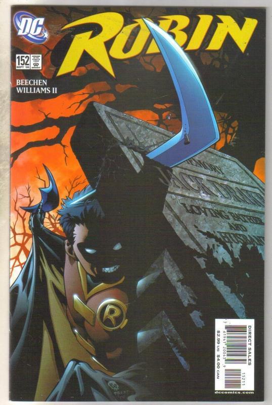 Robin #152 comic book near mint 9.4