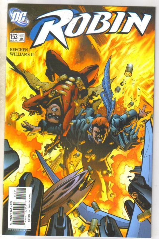 Robin #153 comic book near mint 9.4