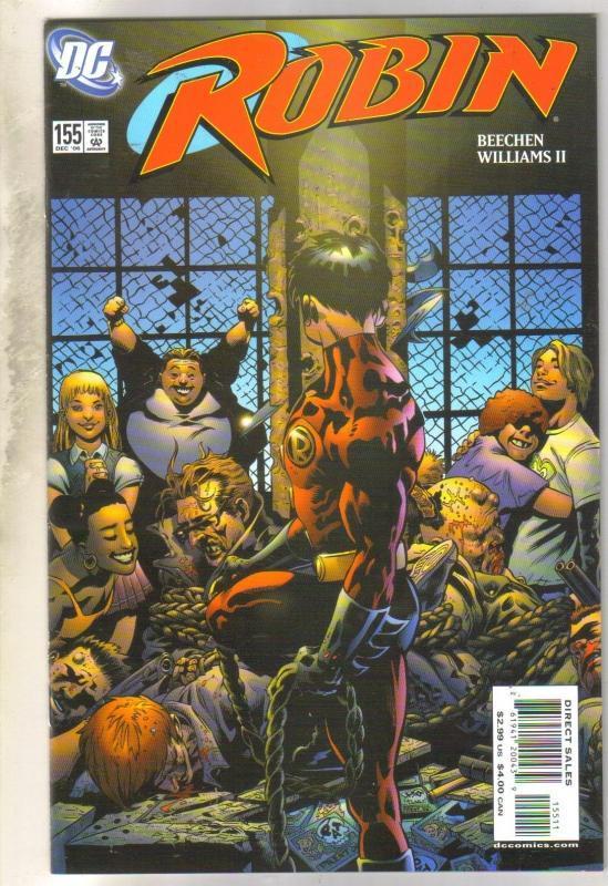Robin #155 comic book near mint 9.4