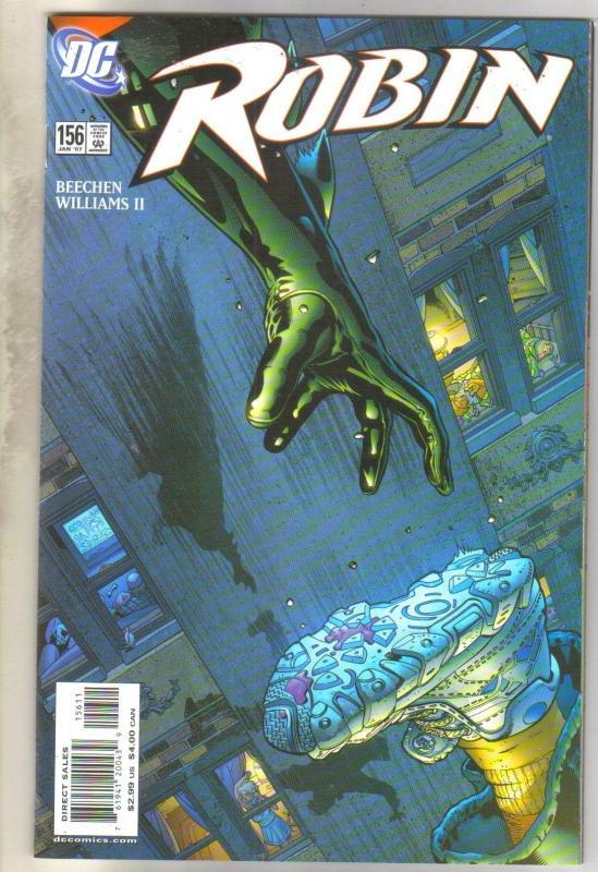Robin #156 comic book near mint 9.4