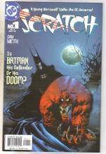 Scratch #1 comic book near mint 9.4