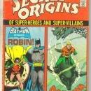 Secret Origins #7 comic book good/very good 3.0