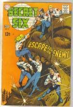 Secret Six #4 comic book fine/very fine 7.0