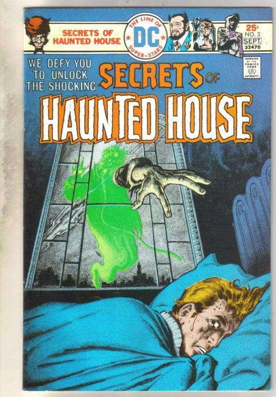 Secrets of Haunted House #3 comic book very fine/near mint 9.0