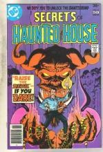 Secrets of Haunted House #8 comic book very fine/near mint 9.0