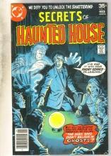 Secrets of Haunted House #9 comic book very fine 8.0