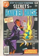 Secrets of Haunted House #10 comic book very fine/near mint 9.0