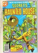 Secrets of Haunted House #11 comic book near mint 9.4