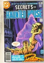 Secrets of Haunted House #12 comic book very fine/near mint 9.0
