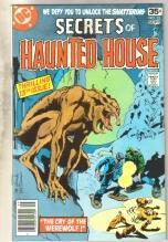 Secrets of Haunted House #13 comic book near mint 9.4