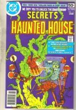 Secrets of Haunted House #14 comic book very fine/near mint 9.0