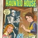 Secrets of Haunted House #19 comic book very fine/near mint 9.0