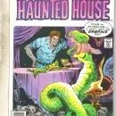 Secrets of Haunted House #20 comic book near mint 9.4