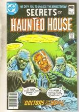 Secrets of Haunted House #21 comic book very fine/near mint 9.0